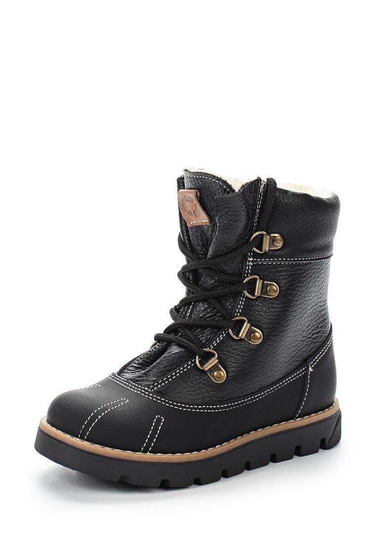 Ботинки для девочек TAPiBOO (Тапибу) FT-23007.17-OL01O.02