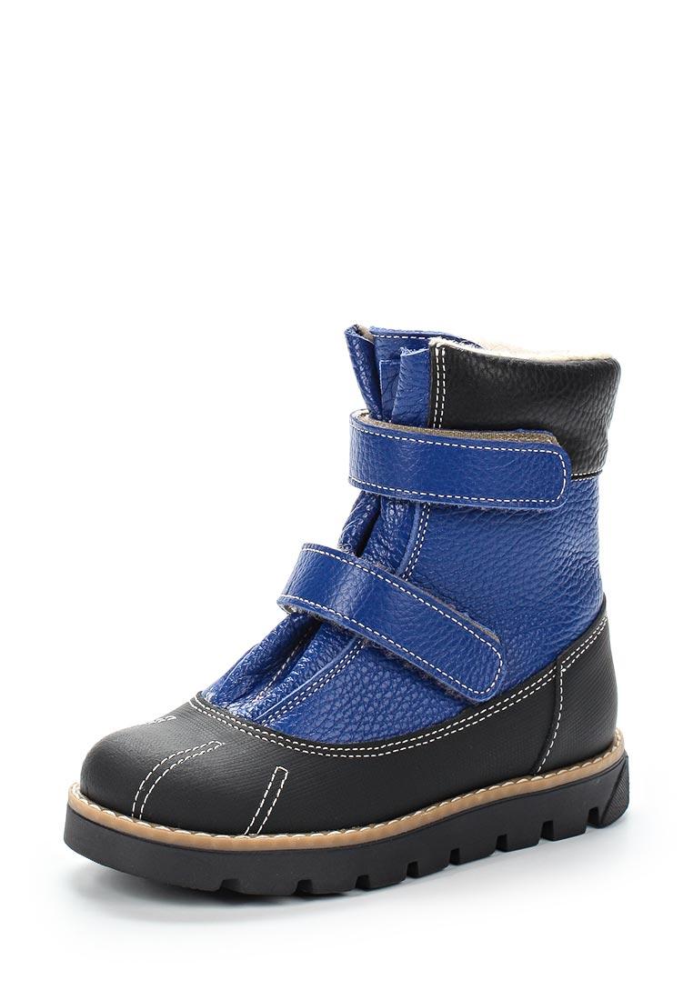 Ботинки для мальчиков TAPiBOO FT-23010.17-OL43O.01