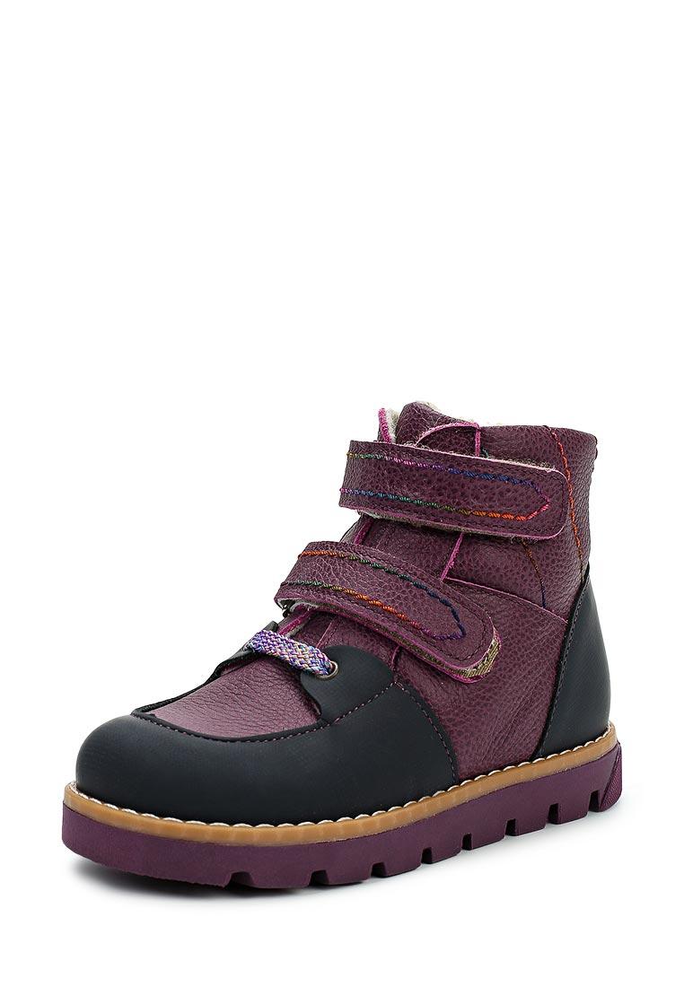 Ботинки для девочек TAPiBOO (Тапибу) FT-23003.16-OL06O.04