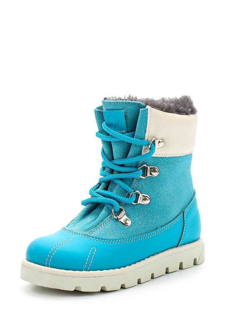 Ботинки для девочек TAPiBOO (Тапибу) FT-23007.17-FL25O.01