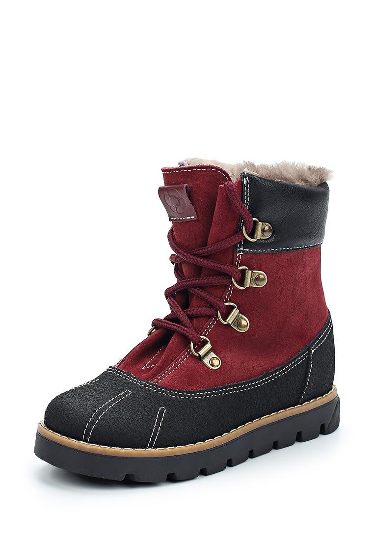 Ботинки для девочек TAPiBOO (Тапибу) FT-23007.17-FL06O.01