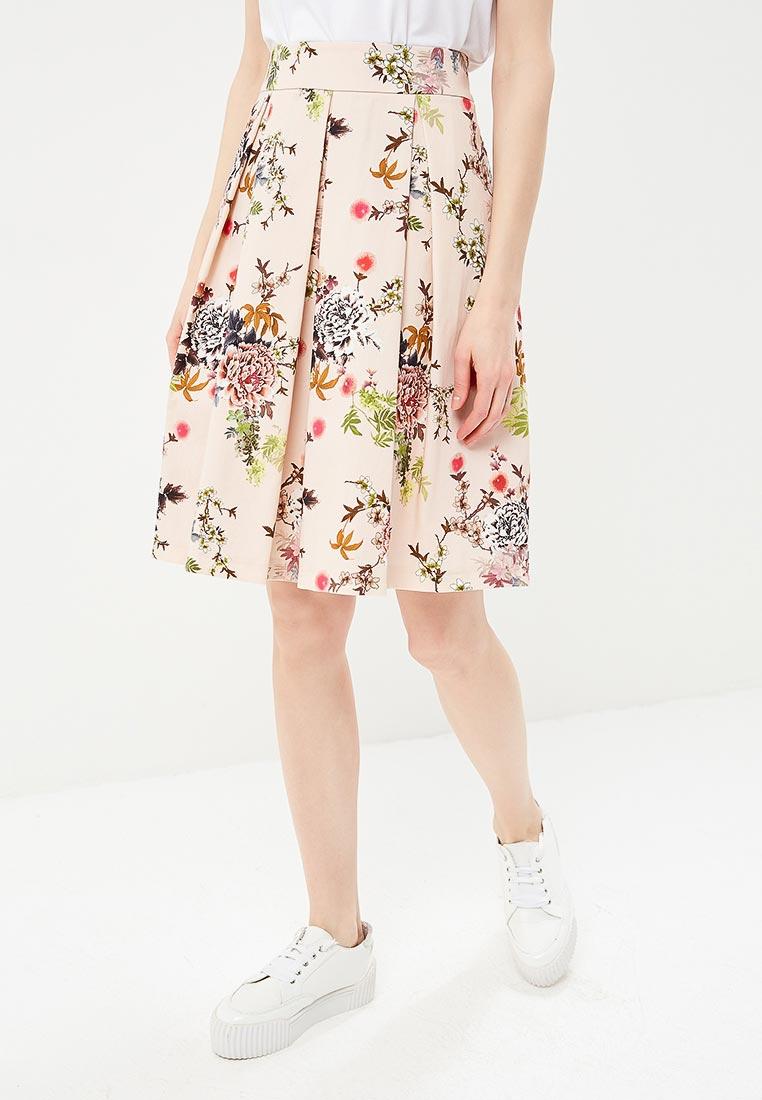 Широкая юбка Taifun 910014-17236