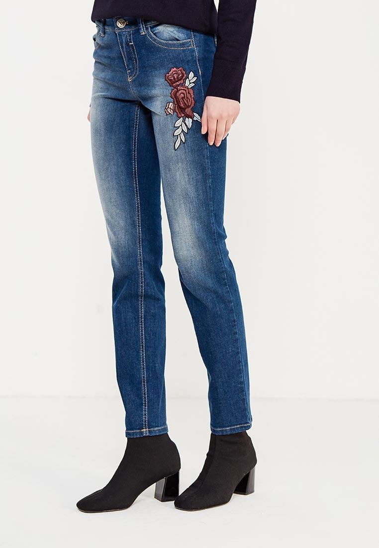 Зауженные джинсы Taifun 820003-17518