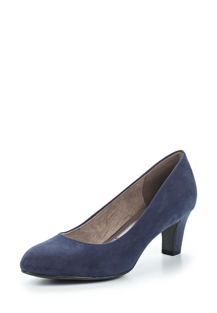 Женские туфли Tamaris (Тамарис) 1-1-22418-20-805