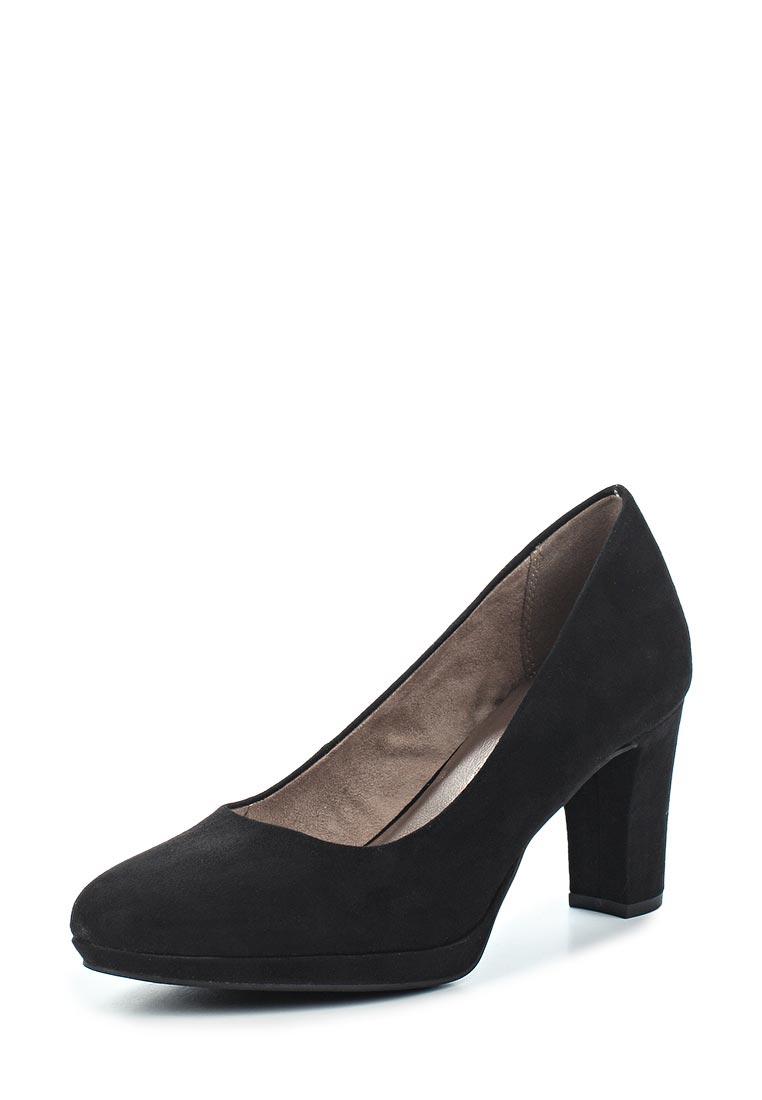 Женские туфли Tamaris (Тамарис) 1-1-22420-20-001