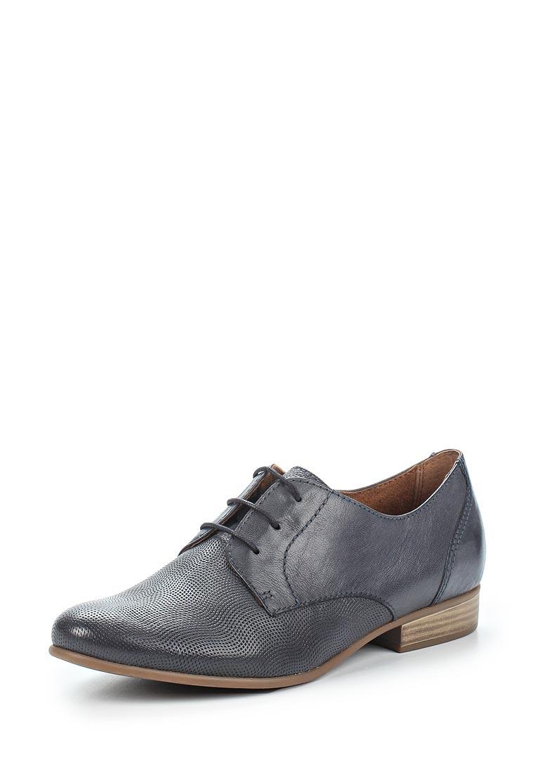 Женские ботинки Tamaris (Тамарис) 1-1-23218-20-854
