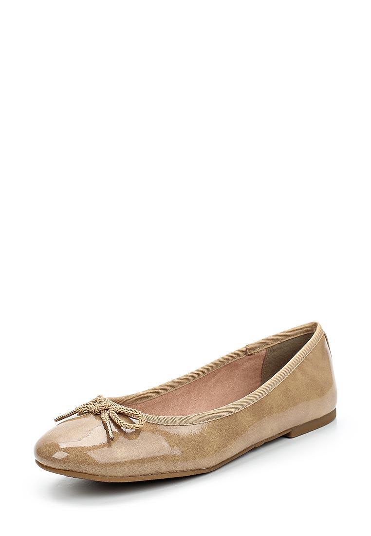 Женские балетки Tamaris (Тамарис) 1-1-22123-20-253