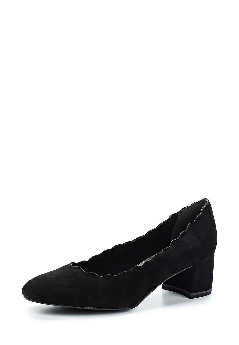 Женские туфли Tamaris (Тамарис) 1-1-22300-20-001
