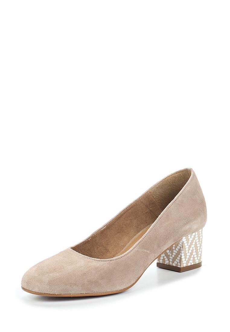 Женские туфли Tamaris (Тамарис) 1-1-22305-20-341