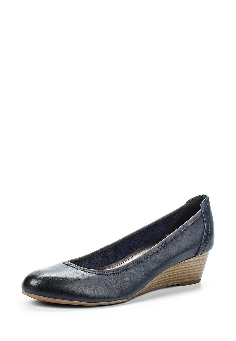 Женские туфли Tamaris (Тамарис) 1-1-22320-20-805