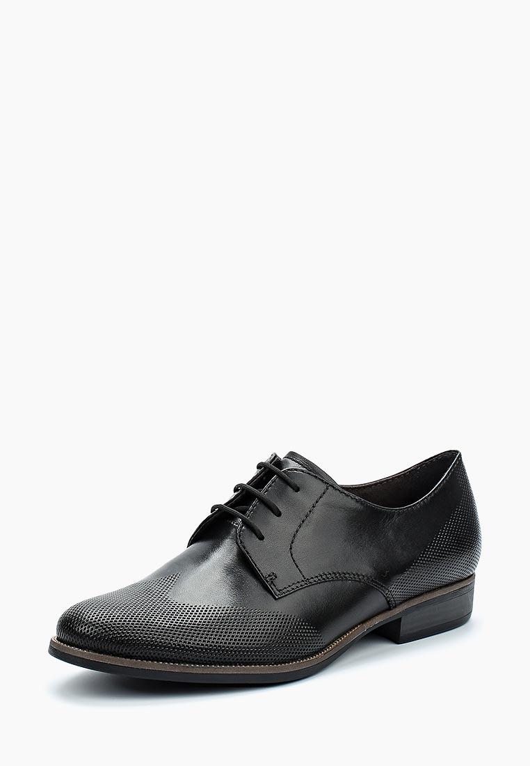 Женские ботинки Tamaris (Тамарис) 1-1-23206-20-001