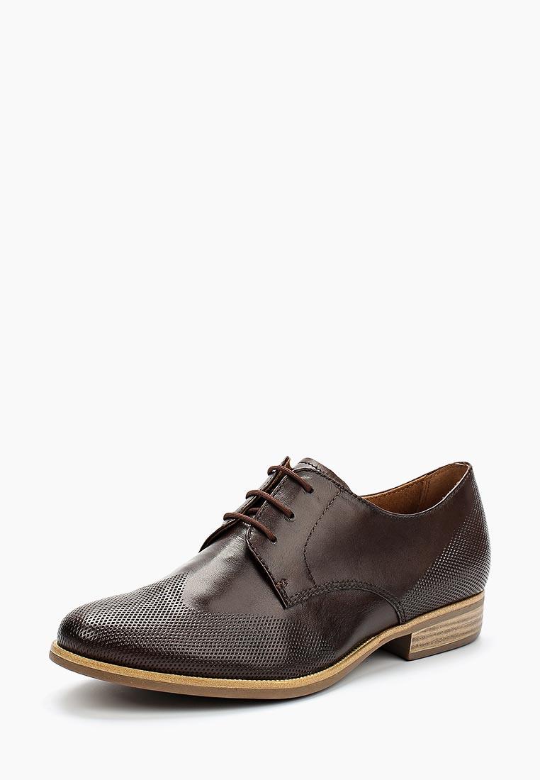 Женские ботинки Tamaris (Тамарис) 1-1-23206-20-311