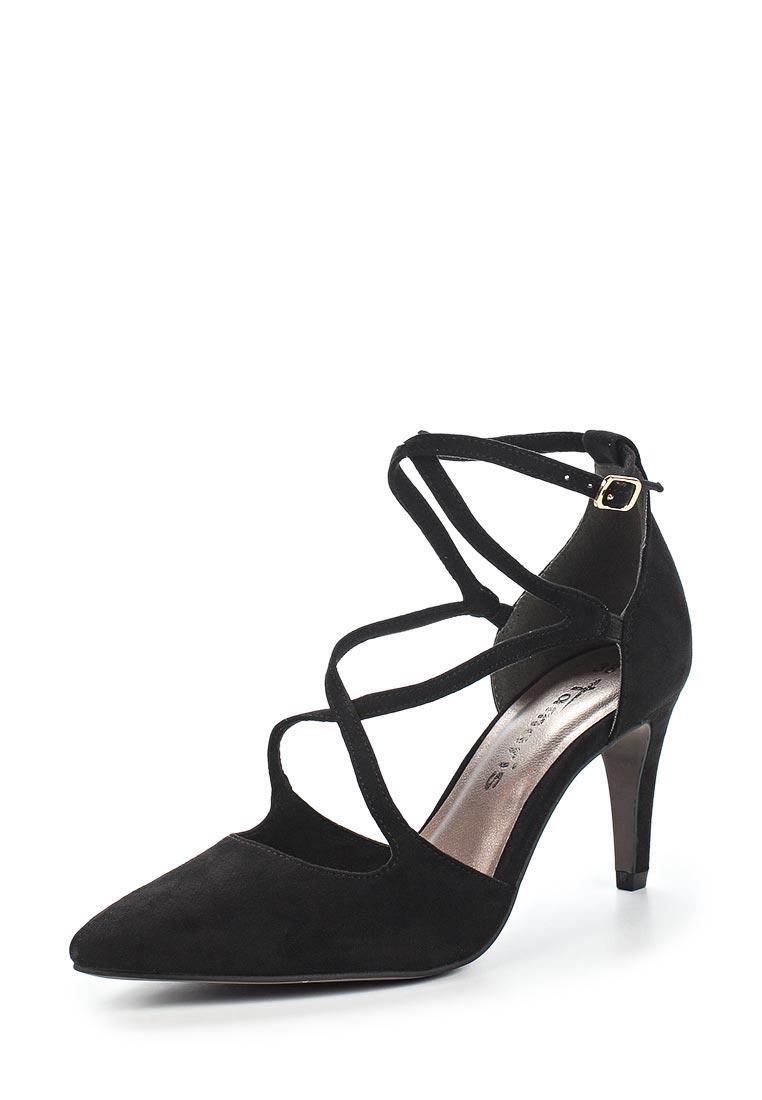 Женские туфли Tamaris (Тамарис) 1-1-24400-20-001
