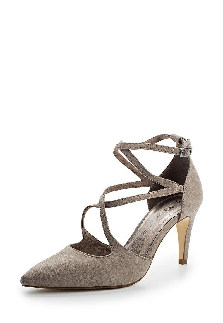 Женские туфли Tamaris (Тамарис) 1-1-24400-20-341