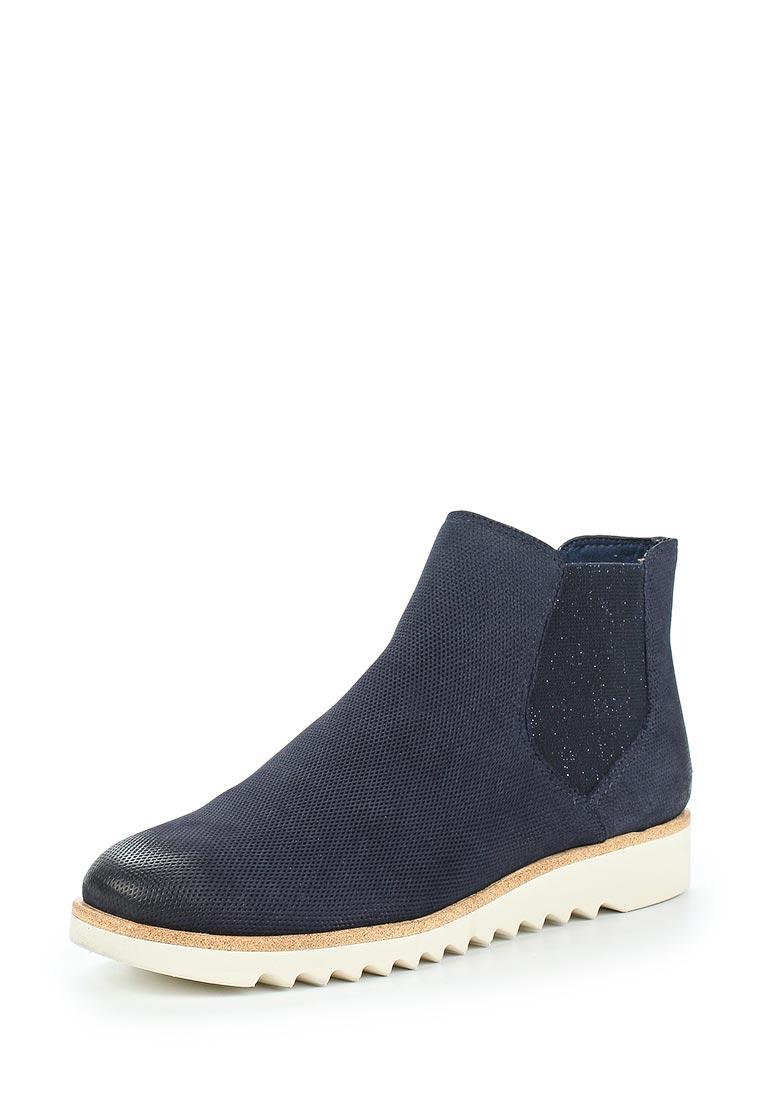 Женские ботинки Tamaris (Тамарис) 1-1-25300-20-805