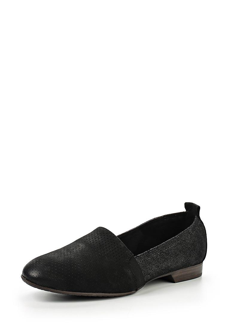 Туфли на плоской подошве Tamaris (Тамарис) 1-1-24207-26-098