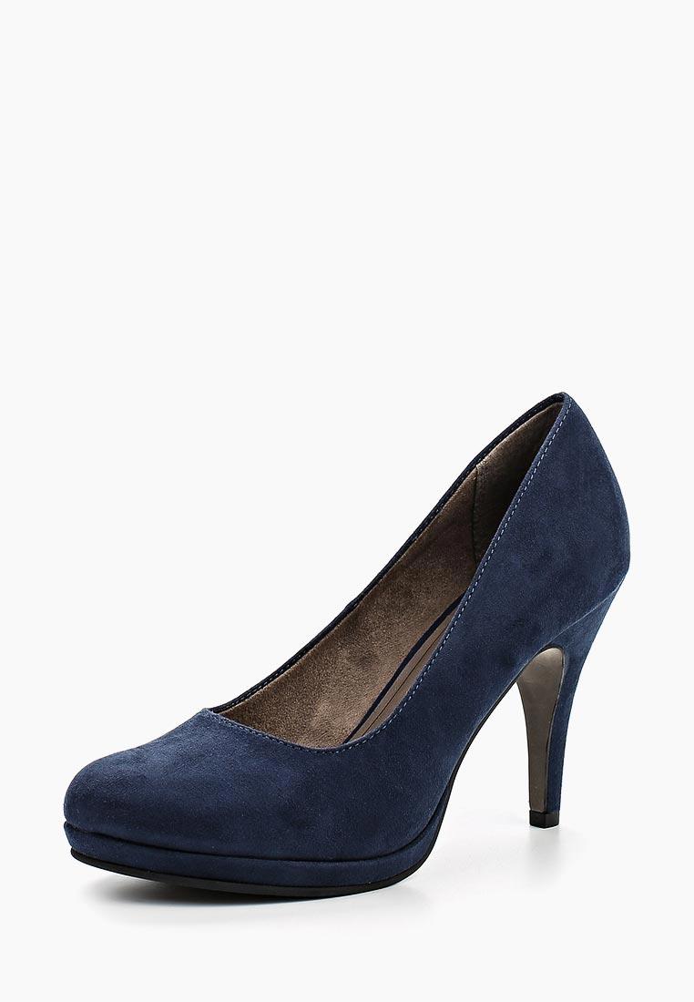 Женские туфли Tamaris (Тамарис) 1-1-22407-28-805