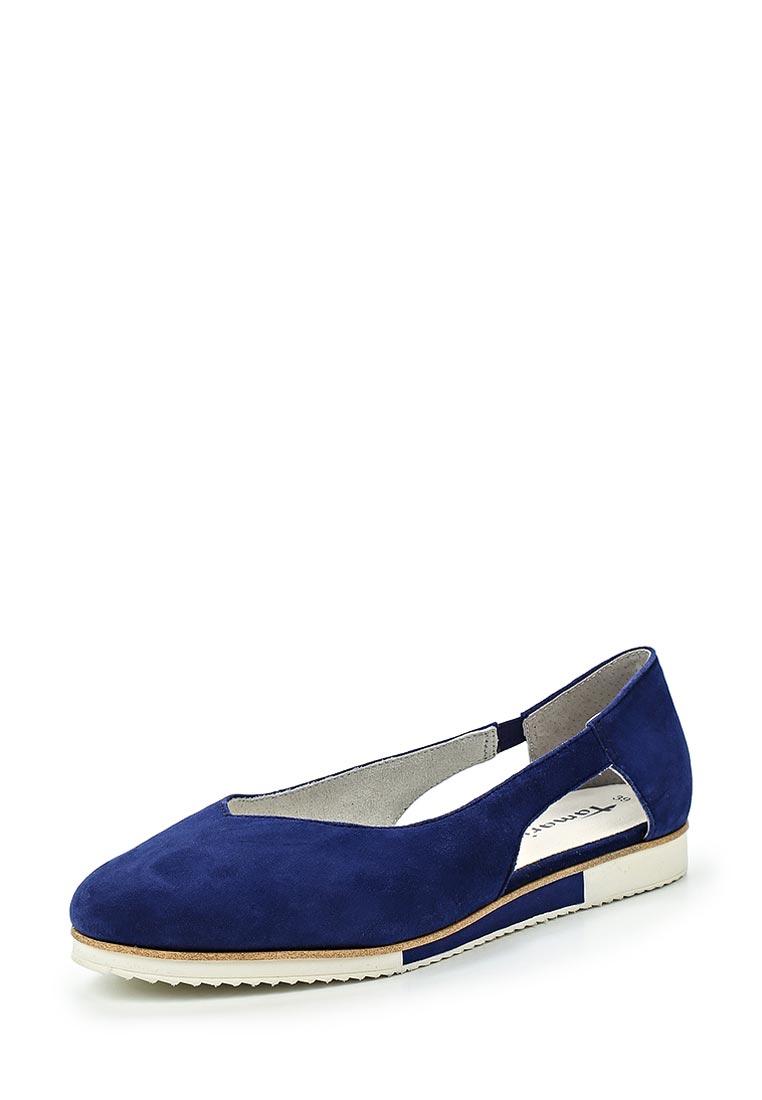 Туфли на плоской подошве Tamaris (Тамарис) 1-1-24202-28-815