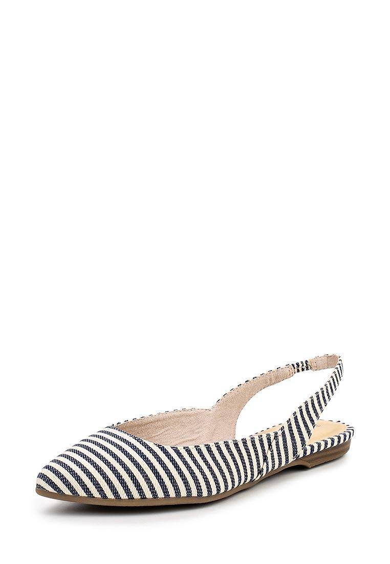 Туфли на плоской подошве Tamaris (Тамарис) 1-1-29406-28-874