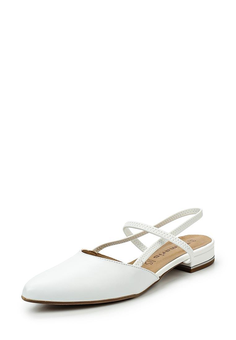 Туфли на плоской подошве Tamaris (Тамарис) 1-1-29408-38-100