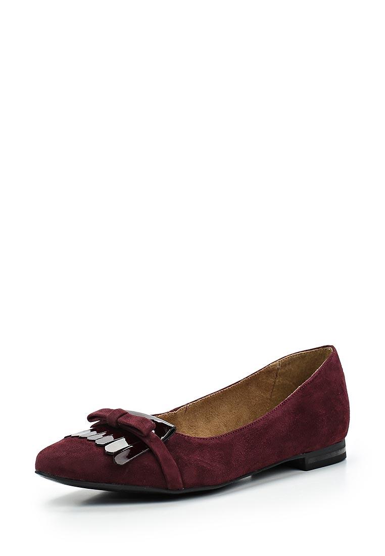 Туфли на плоской подошве Tamaris (Тамарис) 1-1-22100-39-558