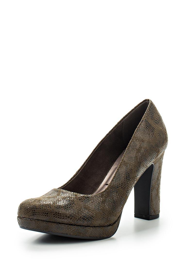 Женские туфли Tamaris (Тамарис) 1-1-22435-29-721