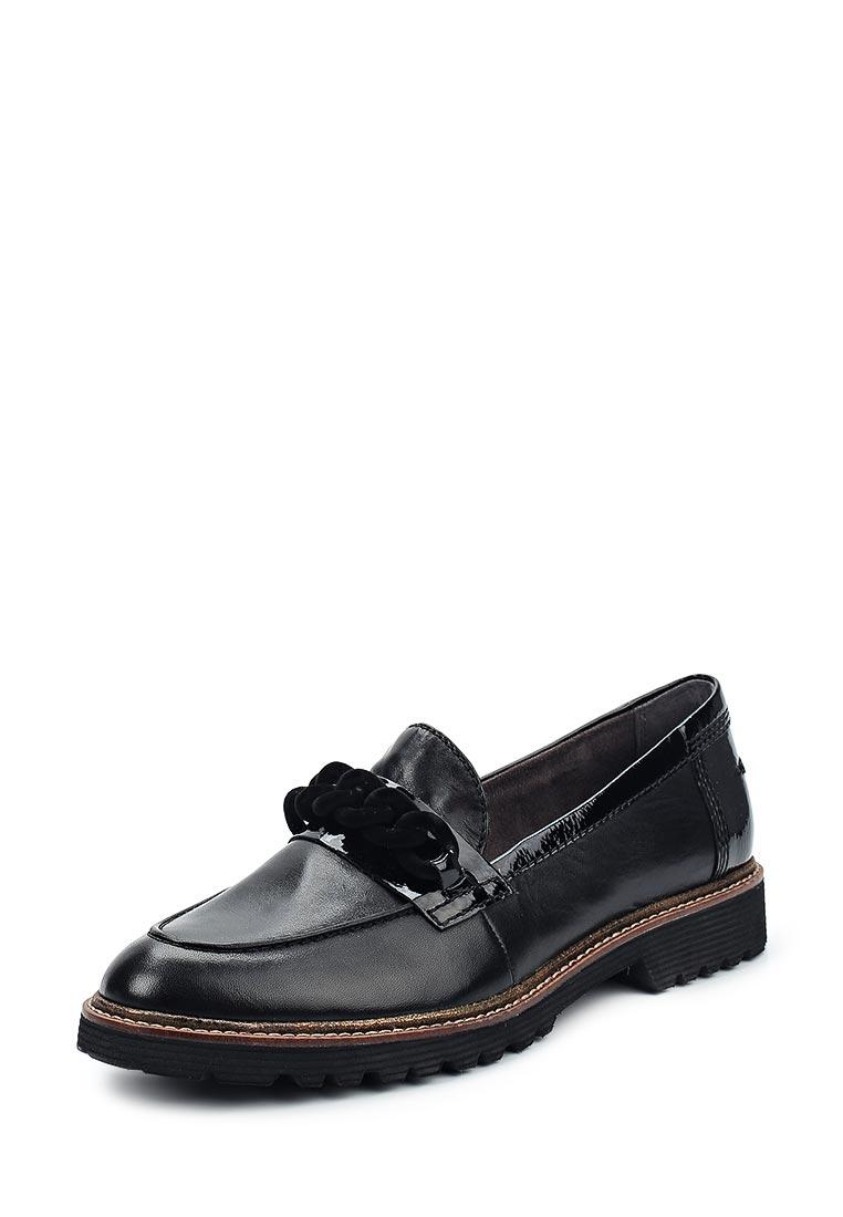 Туфли на плоской подошве Tamaris (Тамарис) 1-1-24709-29-001