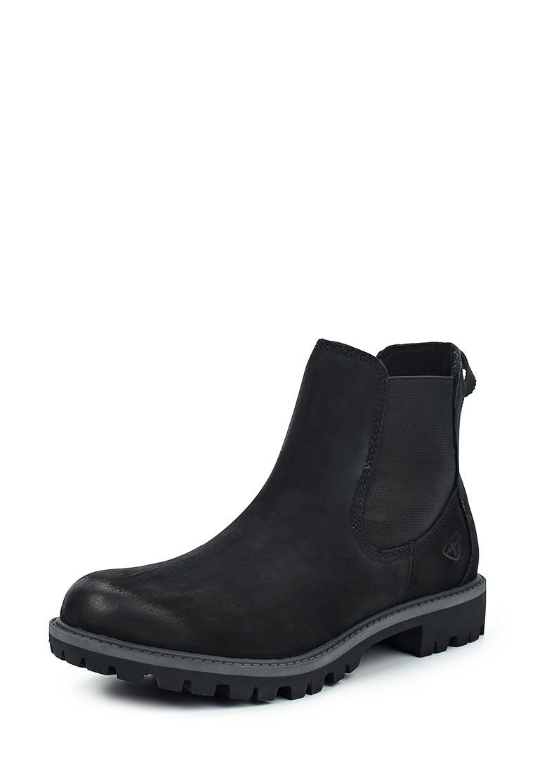 Женские ботинки Tamaris (Тамарис) 1-1-25401-29-007