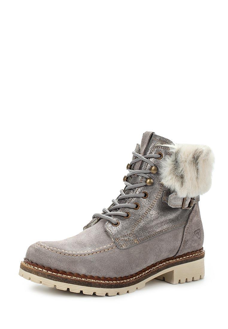 Женские ботинки Tamaris (Тамарис) 1-1-26076-29-221