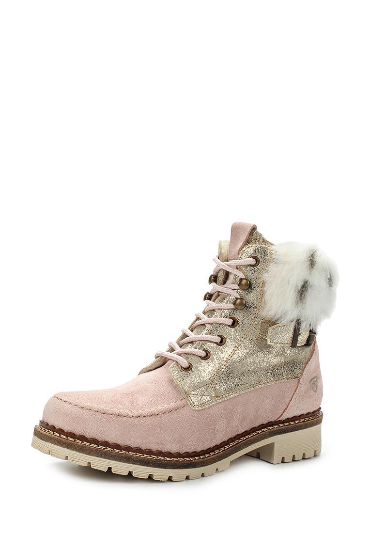 Женские ботинки Tamaris (Тамарис) 1-1-26076-29-554