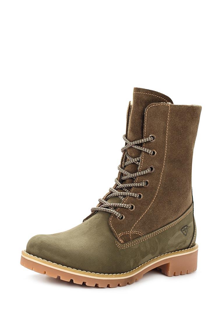 Женские ботинки Tamaris (Тамарис) 1-1-26443-29-722