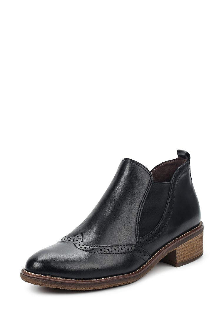 Женские ботинки Tamaris (Тамарис) 1-1-25375-29-001: изображение 1
