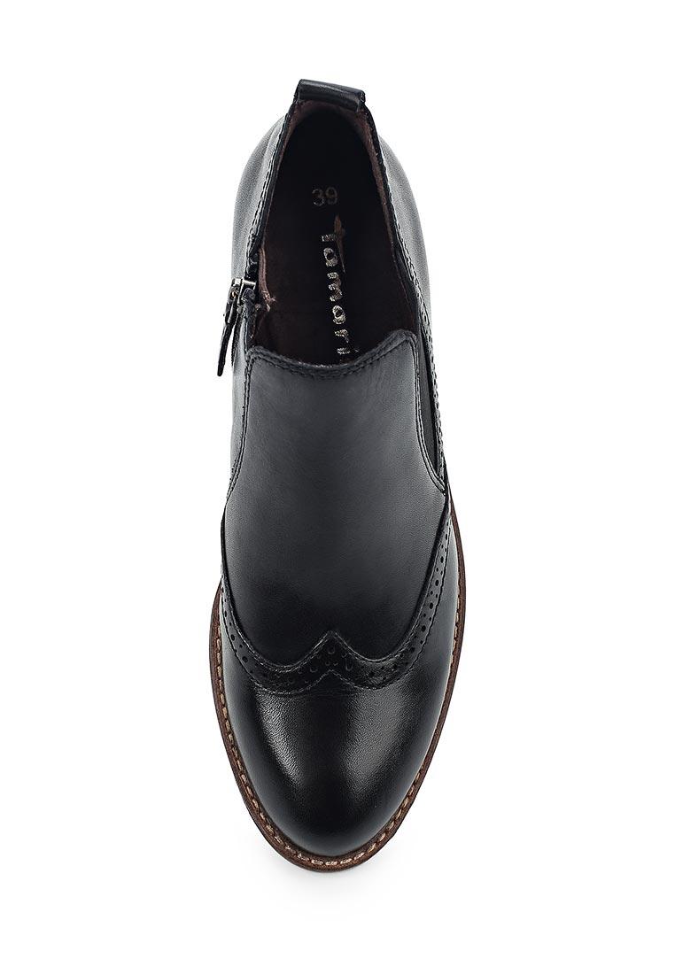 Женские ботинки Tamaris (Тамарис) 1-1-25375-29-001: изображение 4