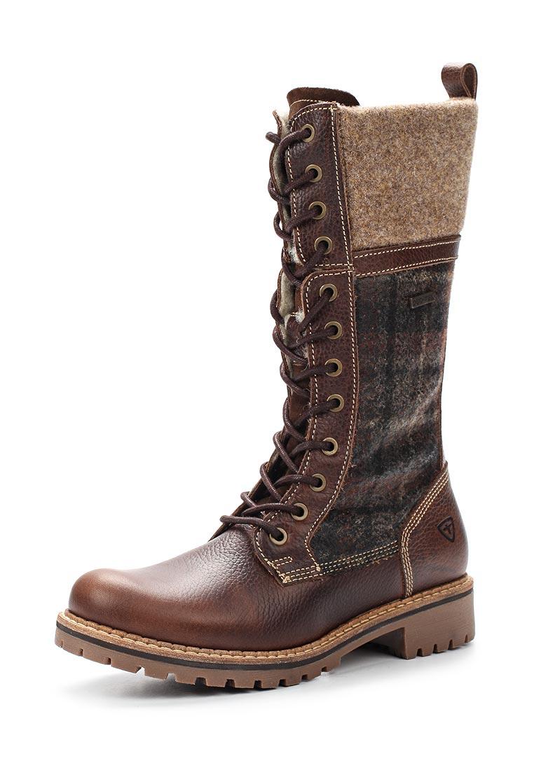 Женские ботинки Tamaris (Тамарис) 1-1-26431-29-303