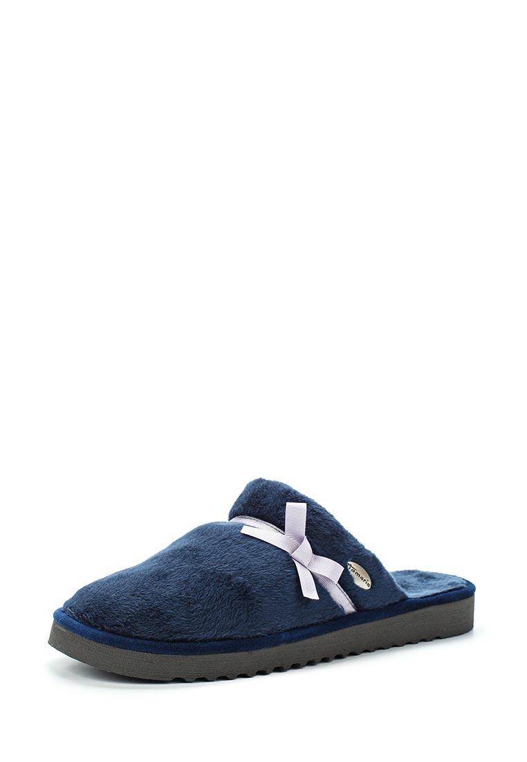 Женская домашняя обувь Tamaris (Тамарис) 1-1-27303-39-876