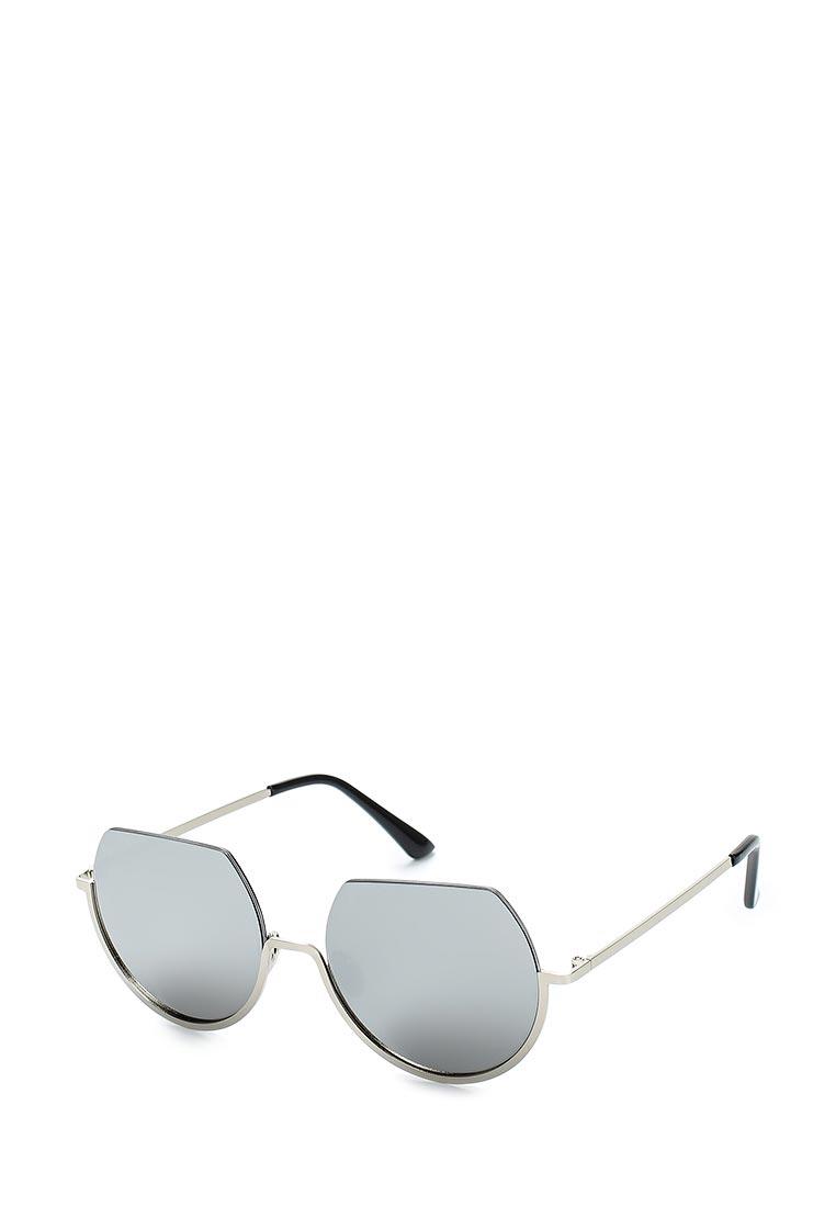 Женские солнцезащитные очки Taya S-O-0014-SUNG-BK.SILVER