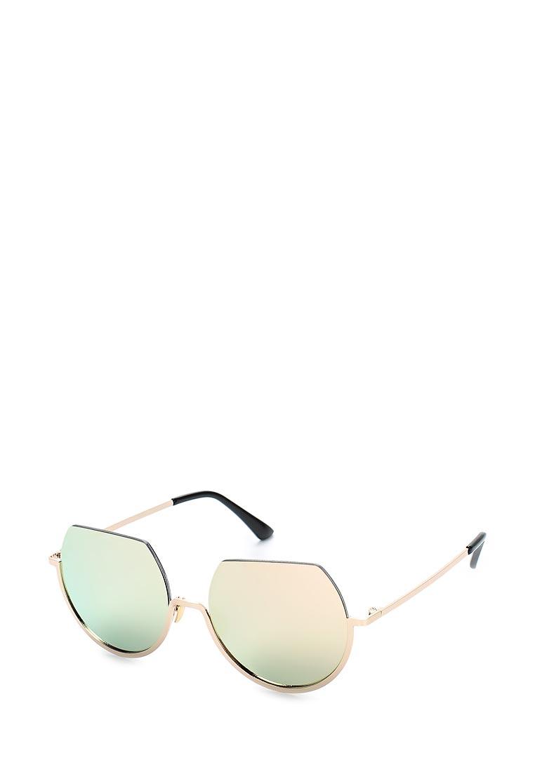 Женские солнцезащитные очки Taya S-O-0018-SUNG-BK.GOLD