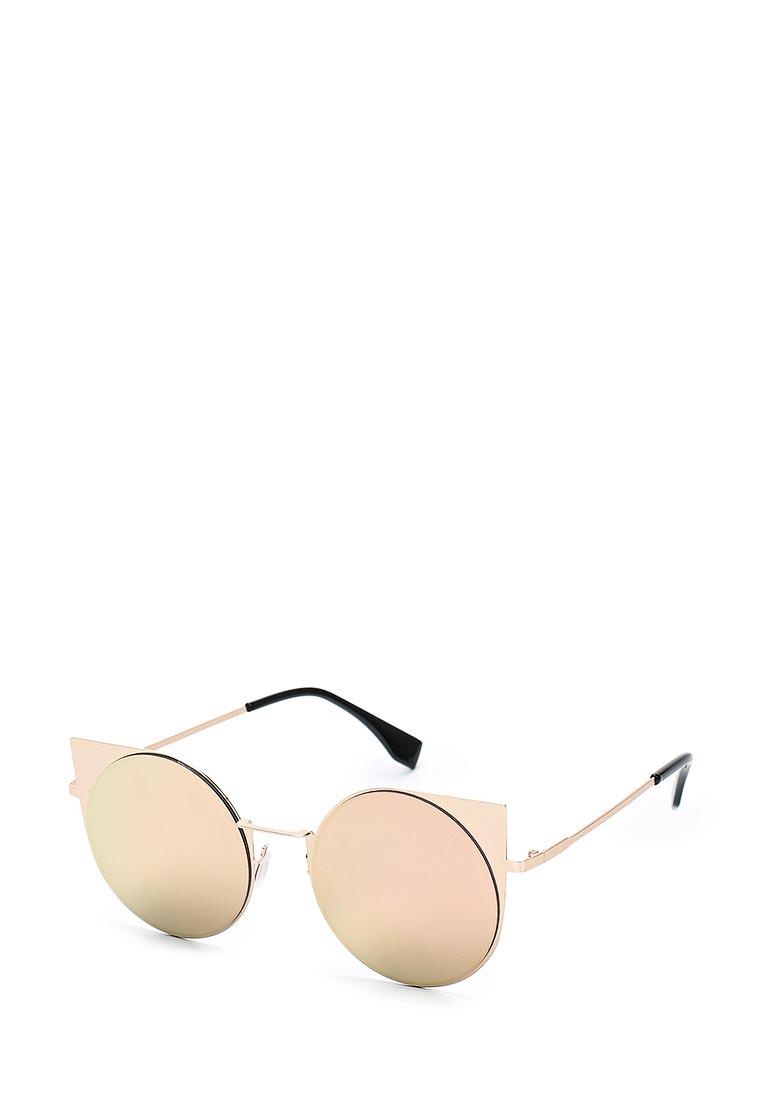 Женские солнцезащитные очки Taya S-O-0071-SUNG-GOLD