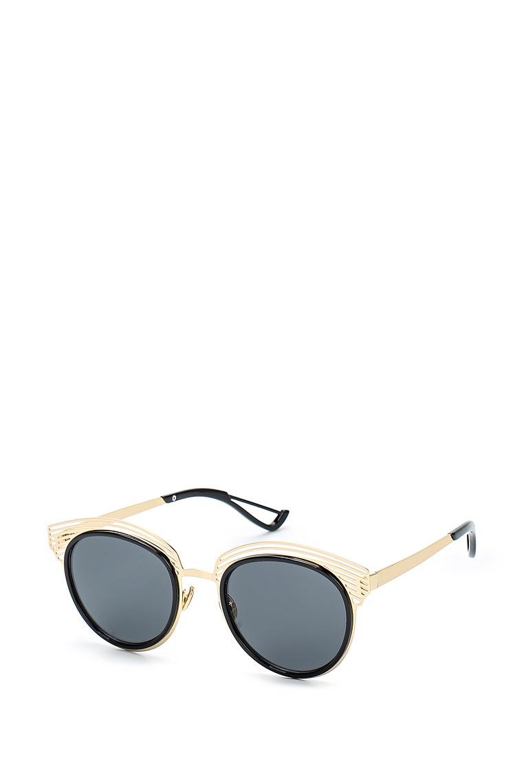 Женские солнцезащитные очки Taya S-O-0126-SUNG-BK.GOLD