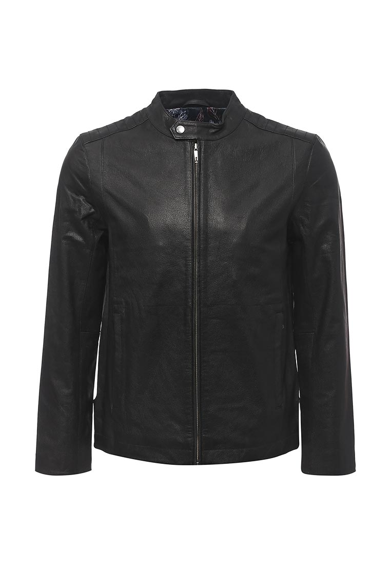 Кожаная куртка Ted Baker London 138465