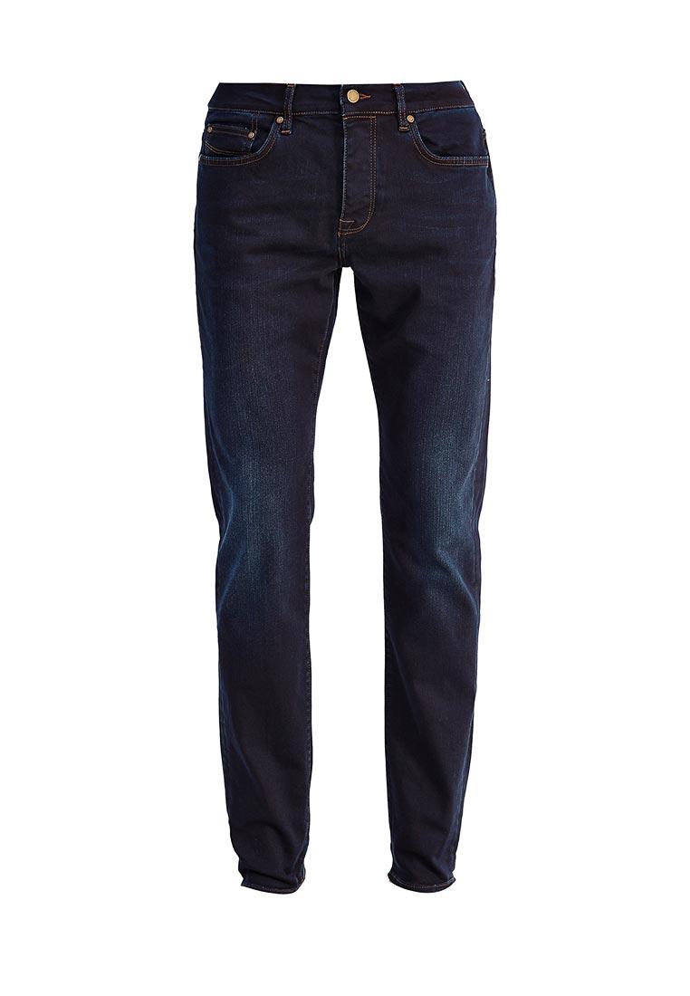 Зауженные джинсы Ted Baker London 138727