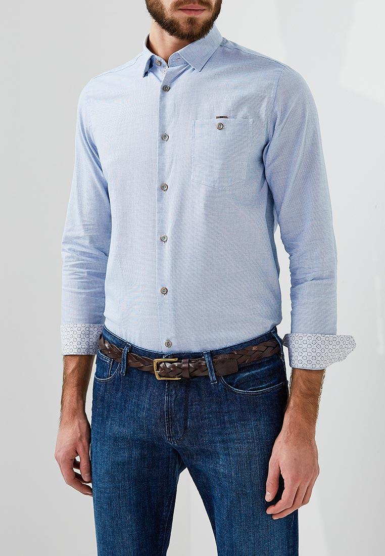 Рубашка с длинным рукавом Ted Baker London 141329