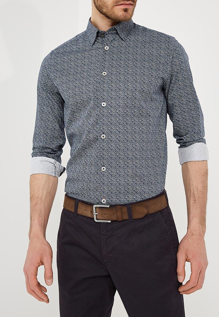 Рубашка с длинным рукавом Ted Baker London 142071