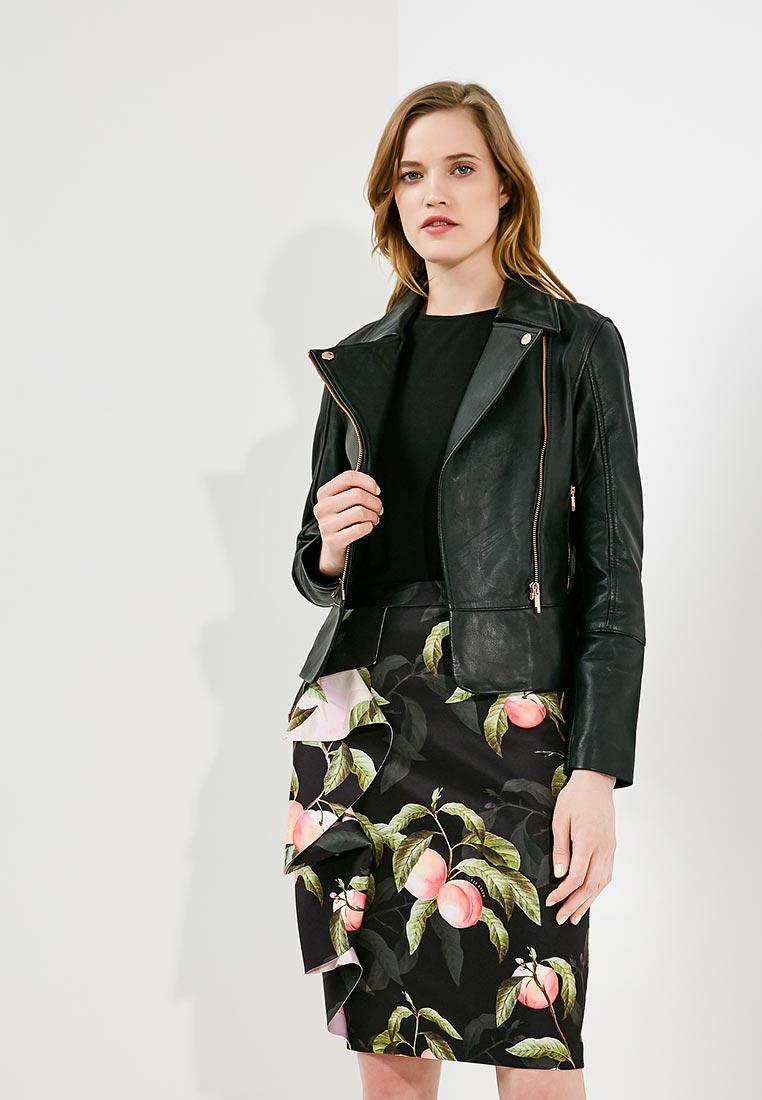Кожаная куртка Ted Baker London 143048