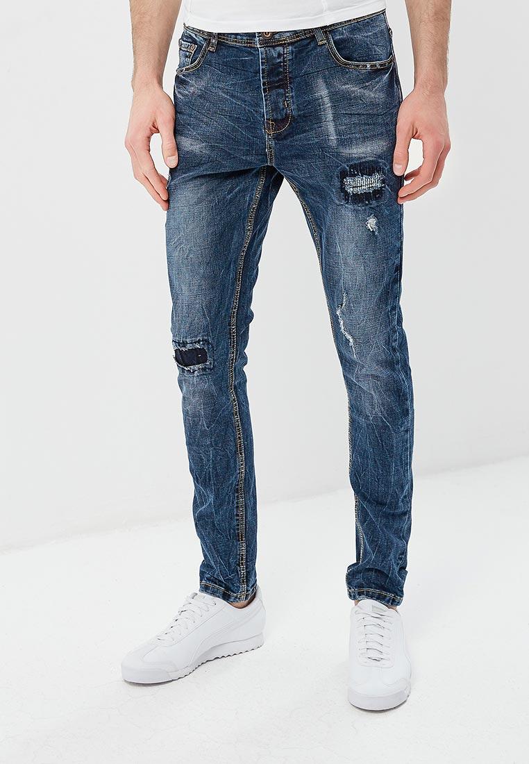 Мужские прямые джинсы Terance Kole 72096