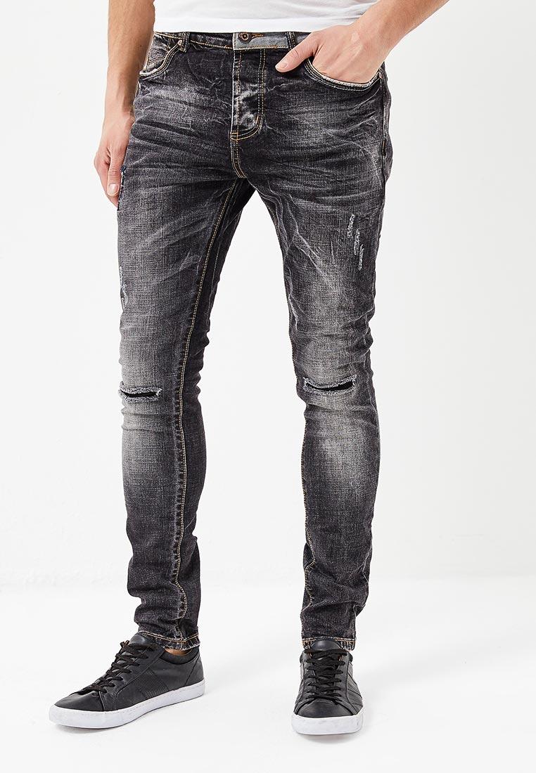 Мужские прямые джинсы Terance Kole 72116