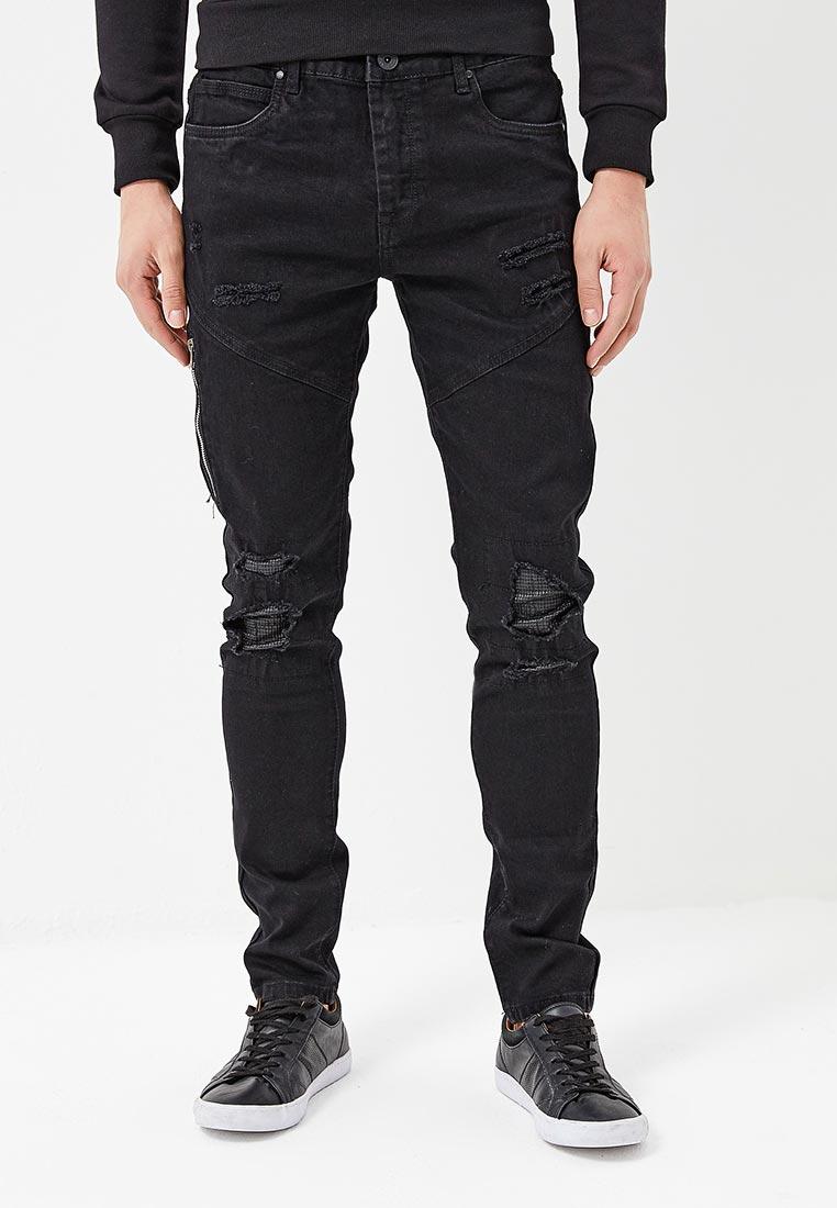 Мужские прямые джинсы Terance Kole 72143