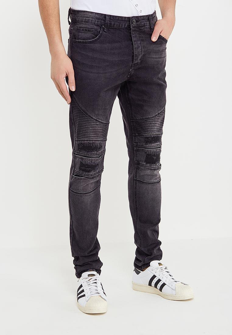Зауженные джинсы Terance Kole 72149