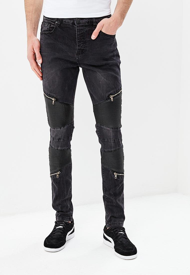 Зауженные джинсы Terance Kole 72162