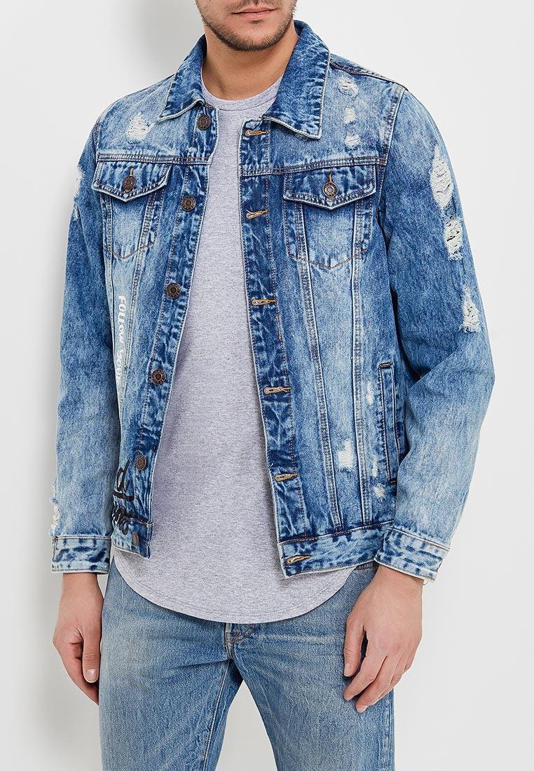 Джинсовая куртка Terance Kole 72167